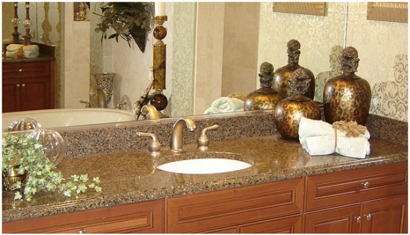 Tropic Brown Granite Countertop Tropic Brown